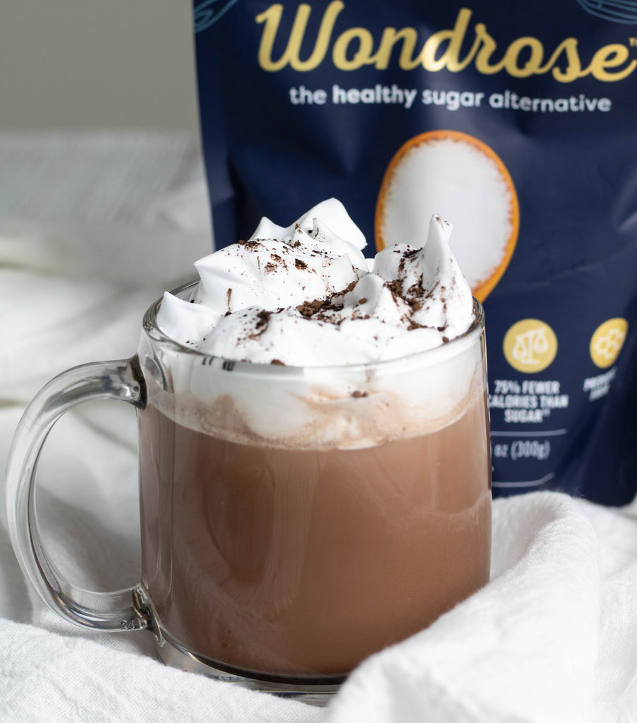 Cozy Up to This Rich and Milky Keto Hot Cocoa Made with Wondrose