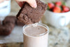 Keto and Co Brownie Batter Milkshake
