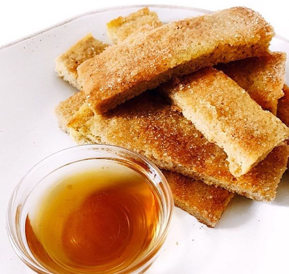 These are the Keto French Toast Sticks of your Childhood Dreams