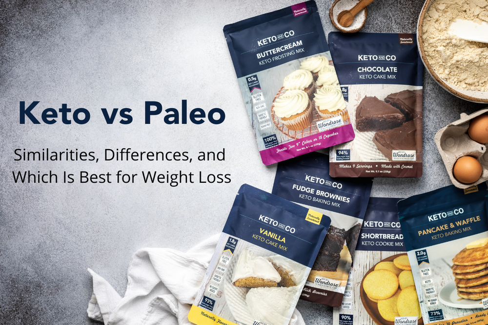 Paleo vs Keto: Similarities, Differences, and Which Is Best for Weight Loss