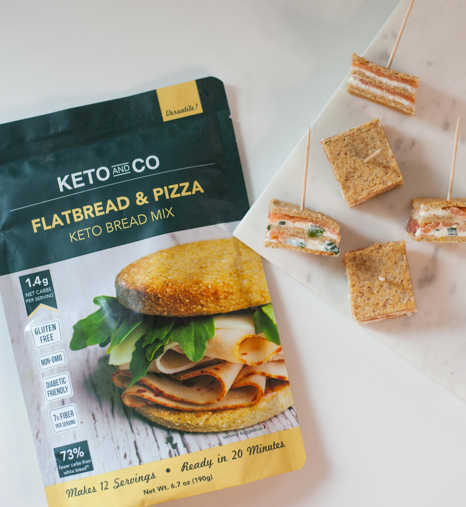 Easy To Make Keto Appetizers For All Of Your Summer Celebrations!