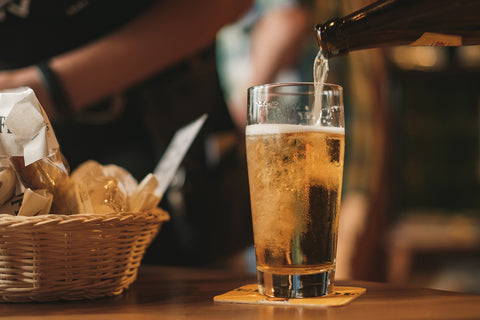 can you drink beer on keto?