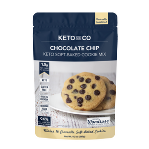 Keto Soft-Baked Cookie Mix