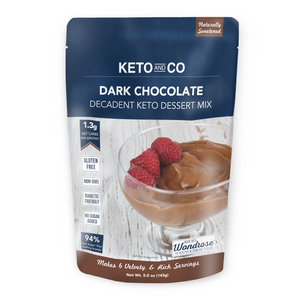 Keto Decadent Dessert Mix