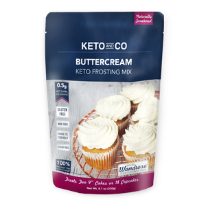 Load image into Gallery viewer, Keto Buttercream Frosting Mix