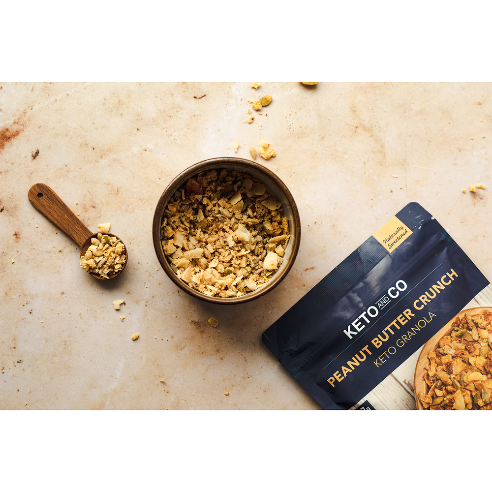Load image into Gallery viewer, Keto Granola