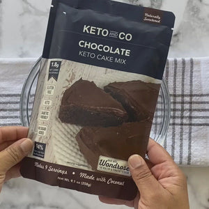 Load and play video in Gallery viewer, Keto Cake Mixes