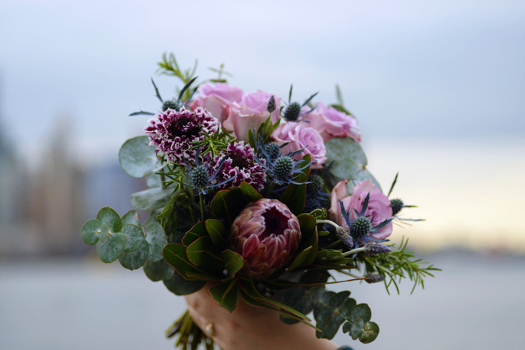What makes our bouquets unique?