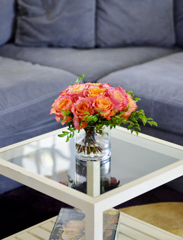 Florious Rose Coffee Table