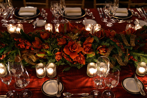Florious-jersey-city-florist-flower-holiday-event-garland-winter-centerpiece