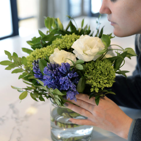 Jersey City Flowers Florist Delivery New York NYC Luxury Bouquet Subscription