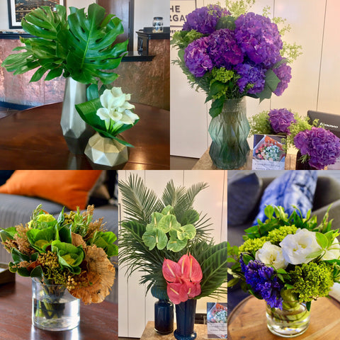 Florious Jersey City Florist Flower Bouquet Delivery Subscription Corporate