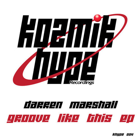 Groove Like This - Darren Marshall - (original mix)