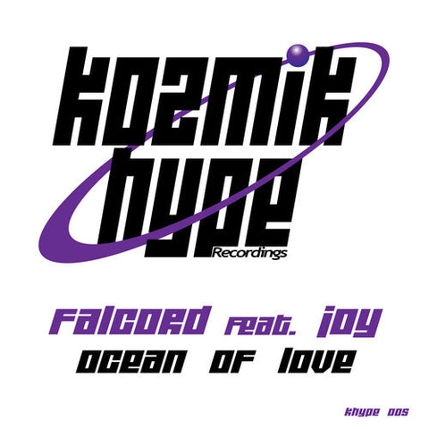 Ocean of Love - Falcord feat Joy - (original mix)