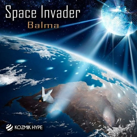 Space Invader - Balma - (original mix)