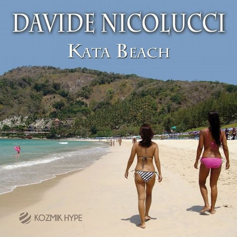 Kata Beach - Davide Nicolucci - (original mix)