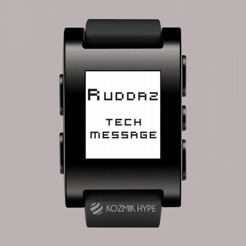 Tech Message - Ruddaz - (original mix)