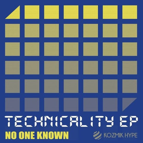 Technicality - NoOneKnown - (original mix)