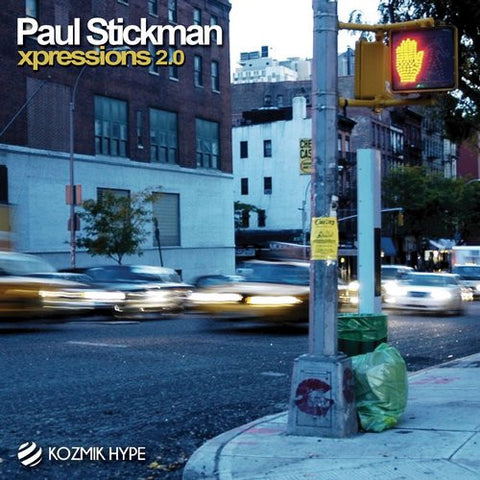 Trace - Paul Stickman - (original mix)