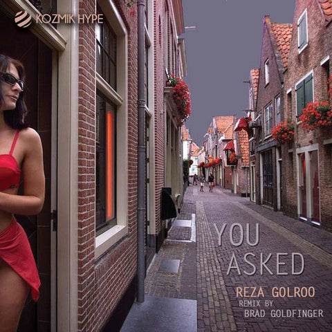You Asked - Reza Golroo - (Brad Goldfinger remix)