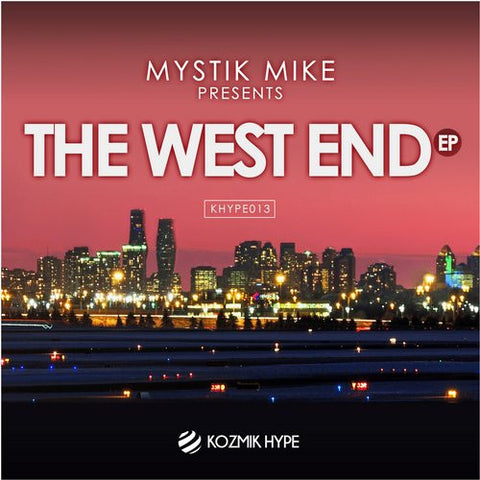 Blast Off - Mystik Mike - (original mix)