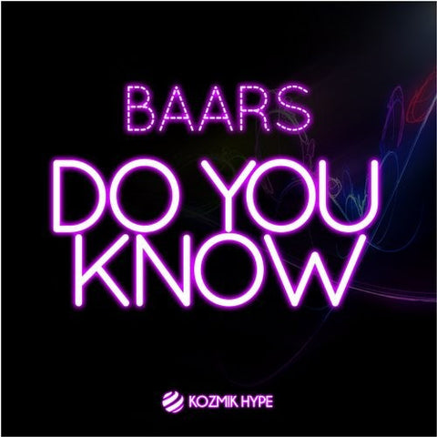 Do You Know - Baars - (original mix)