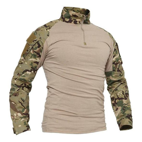 Camo Under Layer Shirt
