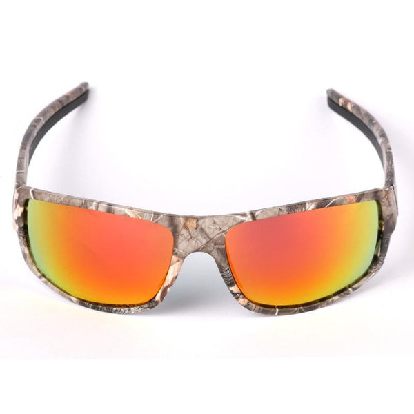 Camouflage Polarised Sunglasses
