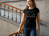 Live Life Adventure -tees | TravDevil - 2