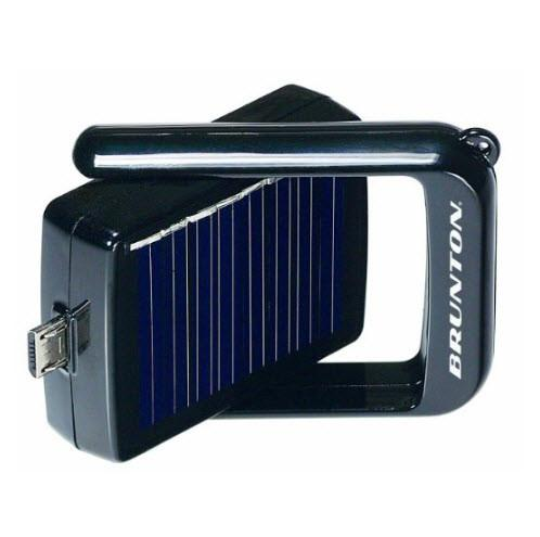 Micro USB Compatible Hybrid Solar Power Pack -Power Bank | TravDevil
