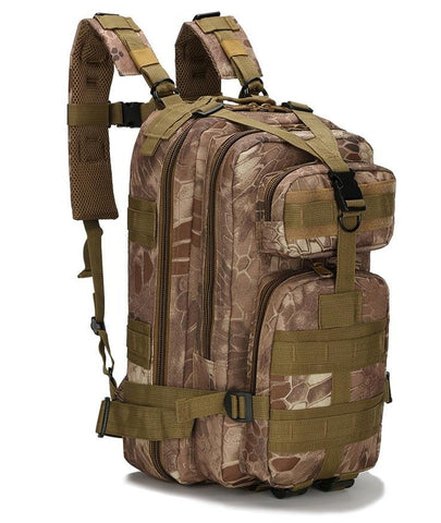 Waterproof Camo Hunting Backpack - Camouflage Backpack