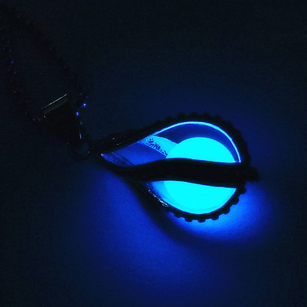 Luminous Pendant Necklace