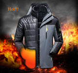 Winter Waterproof Hiking Camping Trekking Jacket