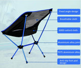 Super-light Folding Chair Camping Fishing Stool -TENTS | TravDevil - 6