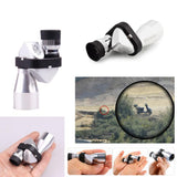 Mini Pocket 8x20 HD Corner Optical Monocular Telescope -OPTICS | TravDevil - 4