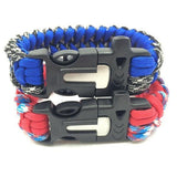 5 in 1 Survival Paracord Bracelet -TRAVEL KITS | TravDevil - 29