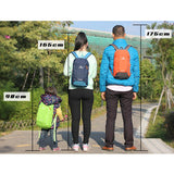 ANMEILU 10L Outdoor Backpack 7 Candy Colors -DAYPACKS | TravDevil - 36