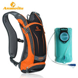 ANMEILU Waterproof Sports Backpack Rucksack + Water Bag -HYDRATION PACKS | TravDevil - 16