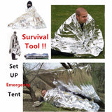 Portable Emergency Blanket First Aid -TRAVEL KITS | TravDevil - 13