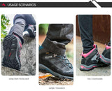 Men Hiking Boots Waterproof Sport Shoes -FOOTWEAR | TravDevil - 19