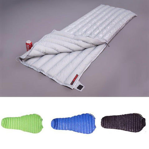 winter sleeping bag -SLEEPING BAGS | TravDevil - 1