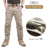 Militar Tactical Cargo Outdoor Pants -APPAREL | TravDevil - 36