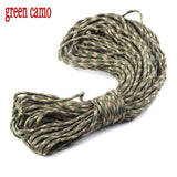 Parachute Cord Lanyard Rope Mil Spec Type III 7 Strand Climbing Camping survival equipment -TRAVEL KITS | TravDevil - 8