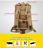 Climbing Camping Hiking Trekking travel 3P Military Tactical Backpack -HIKING BACKPACKS | TravDevil - 4