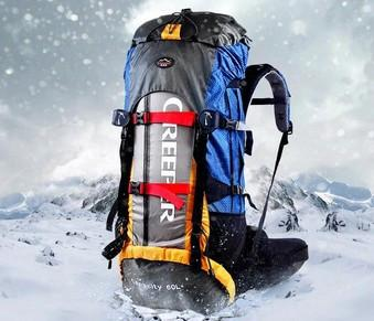 Mountaineering Bag 60L -HIKING BACKPACKS | TravDevil - 4