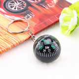 Ball Compass Keychain Liquid Filled Compass For Hiking Camping Travel -OPTICS | TravDevil - 10