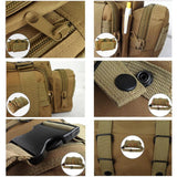 Newest Outdoor Military Tactical Waist Pack -WAIST PACKS | TravDevil - 3