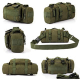 Newest Outdoor Military Tactical Waist Pack -WAIST PACKS | TravDevil - 6