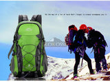 Professional Hiking Travel Bag -DAYPACKS | TravDevil - 35