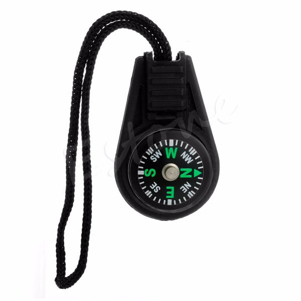 Mini Compass Backpack Bag Strap Charm Sport -OPTICS | TravDevil - 1